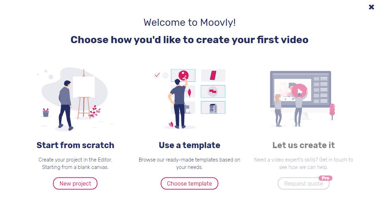 Moovly - Top Online video Maker Free