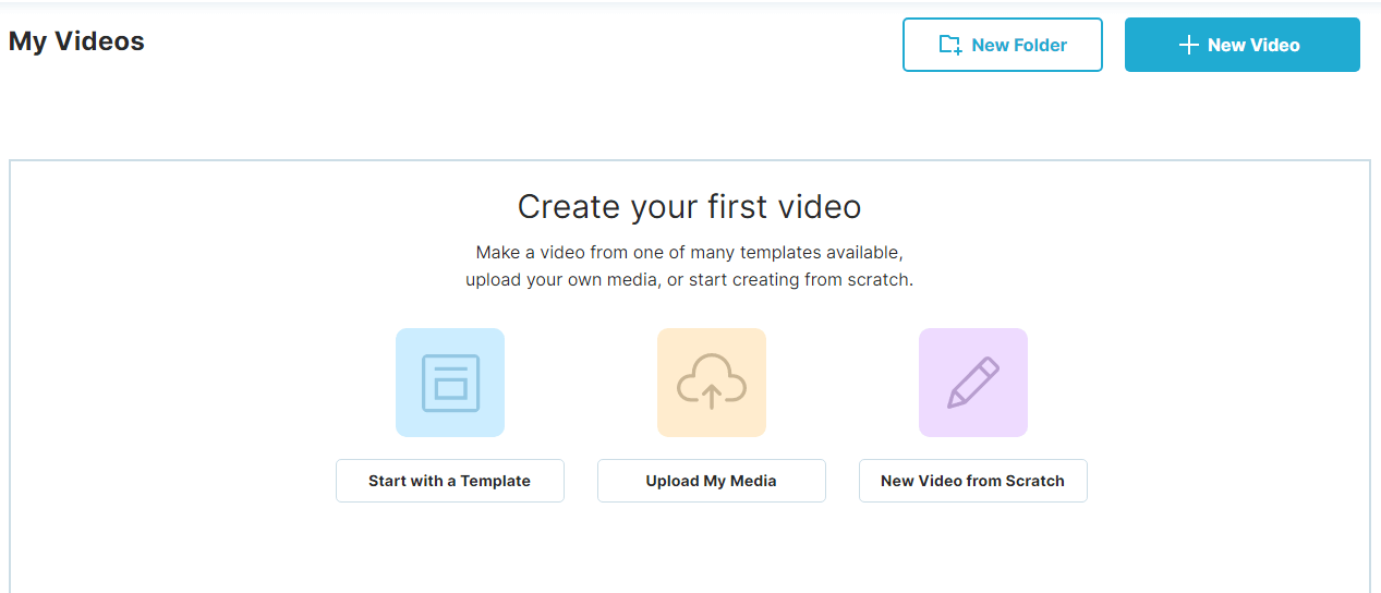 Wave.video - Top Online video Maker Free
